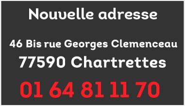 Changement d'adresse à Chartrettes - La dolce vita pizzéria sur place !!